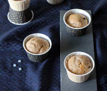 Banana Bread Muffins - Veganes Rezept