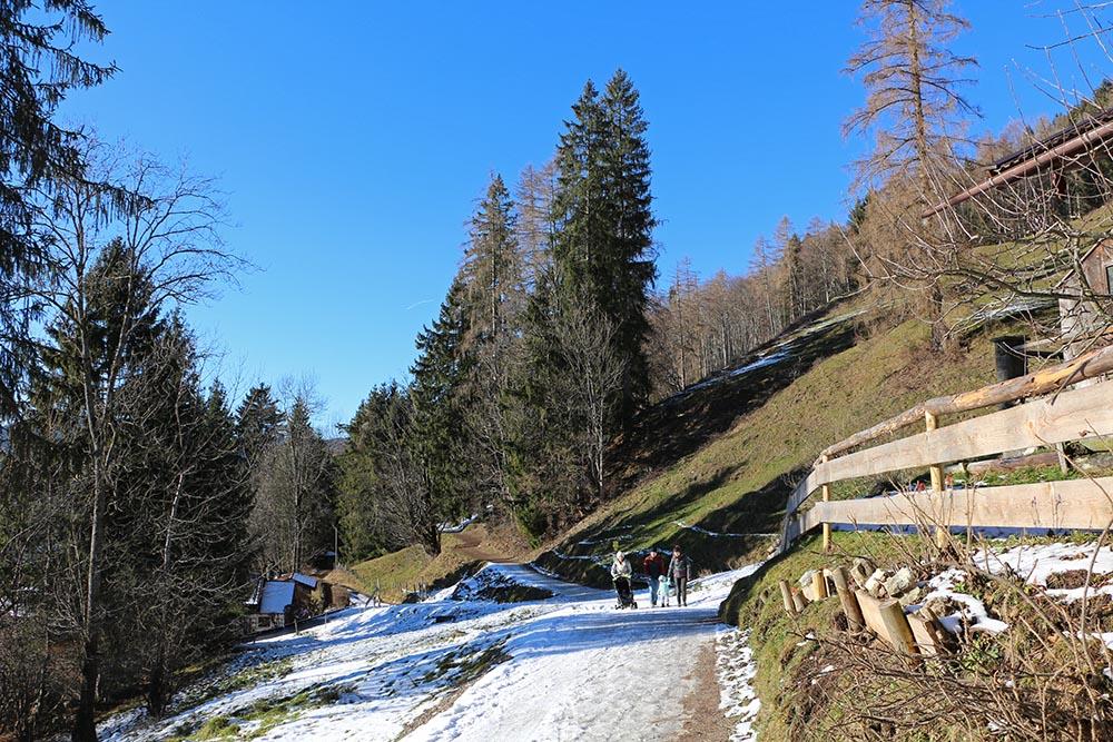 Leeberg Höhenweg am Tegernsee