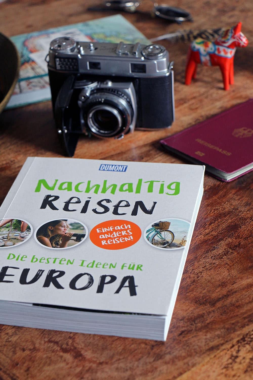 Dumont Reiseführer: Nachhaltig Reisen in Europa