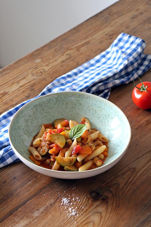 Italienische Gemüsesuppe: Minestrone Rezept