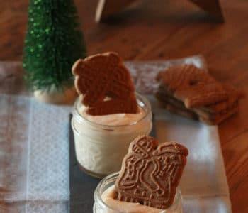Spekulatius Dessert (Veganes Rezept)