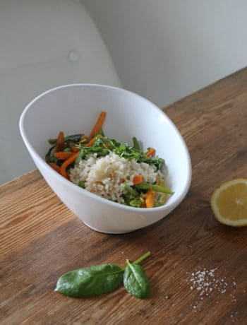 Gelbes Curry aus Sri Lanka - veganes Rezept